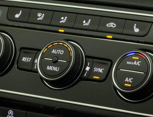 Automobilių oro kondicionierių sistemos