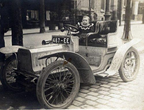 Automobilių numerių istorija