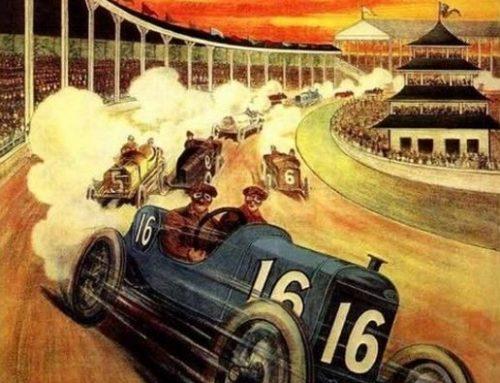 Automobilių lenktynių istorija